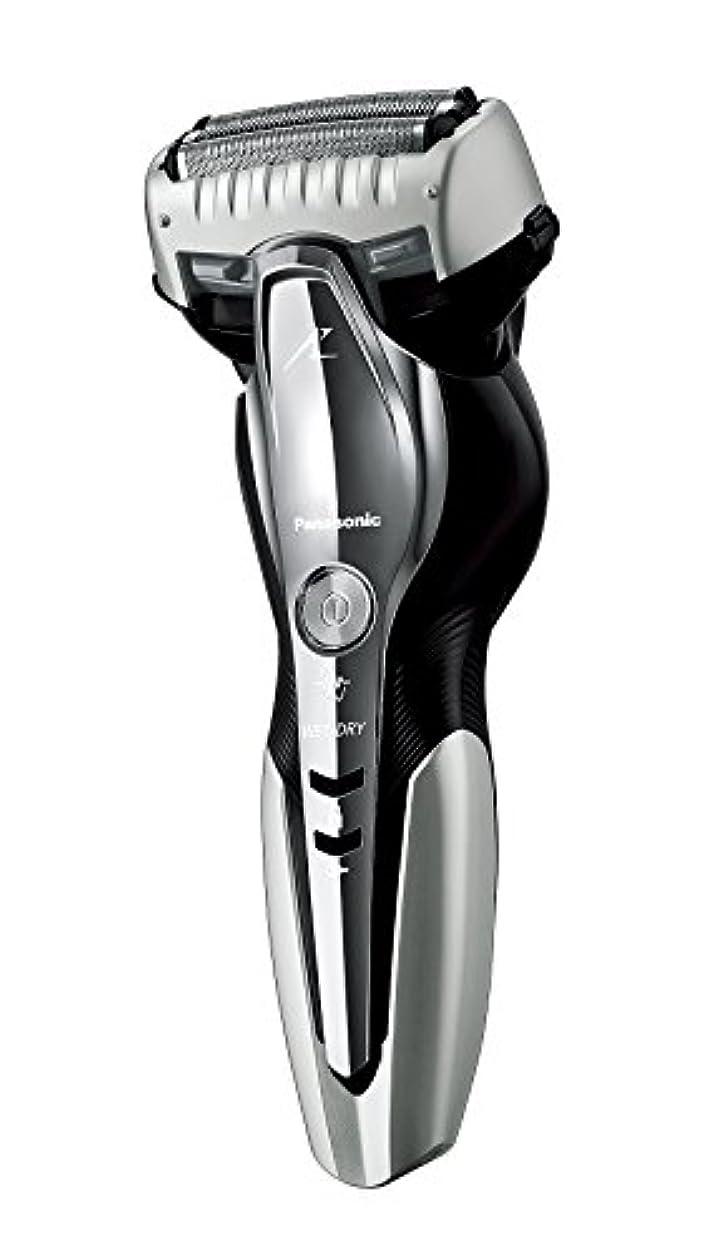 しかしながら騒ぎ頑張るパナソニック ラムダッシュ メンズシェーバー 3枚刃 お風呂剃り可 シルバー調 ES-ST6N-S