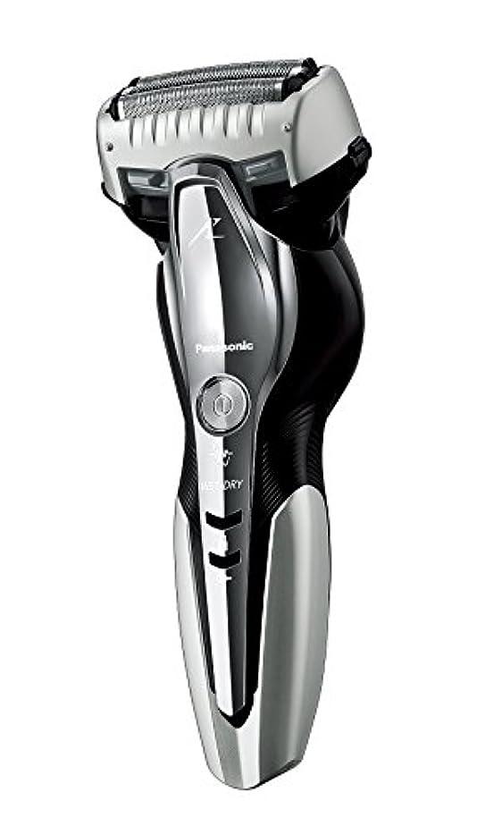 接地リファインプロジェクターパナソニック ラムダッシュ メンズシェーバー 3枚刃 お風呂剃り可 シルバー調 ES-ST6N-S
