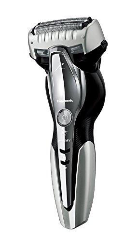 パナソニック ラムダッシュ メンズシェーバー 3枚刃 お風呂剃り可 シルバー調 ES-ST6N-S