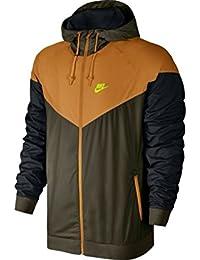 NikeメンズスポーツウェアWindrunnerジャケット(727324 – 347 ) M
