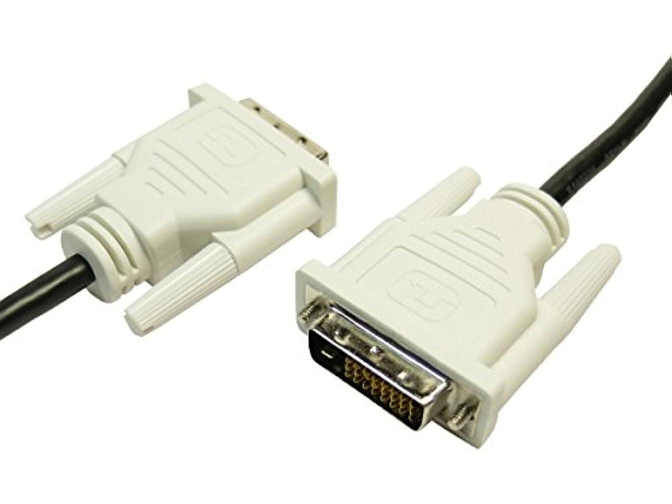 外交短くする挑発するATS direct DVI-D デュアルリンク ケーブル 2m スリムタイプ 【A0152F】