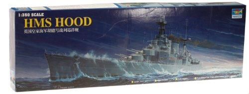 1/350 イギリス海軍 巡洋戦艦 フッド