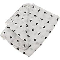 Fenteer 新生児 ベビー用 快適 暖かい 柔らかい 毛布 ブランケット ベビーベッド/ベビーカー/車の座席全部対応 全12種類