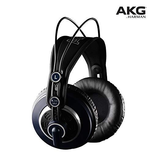 AKG プロフェッショナルスタジオモニター・セミオープンヘッドフォン K240MK2 【国内正規品】の詳細を見る