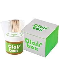 ブラジリアンワックス【送料無料】★Clair BOX SET 脱毛 【取扱説明書付】大人気のclairシリーズがBOXになってお求めやすくなりました?