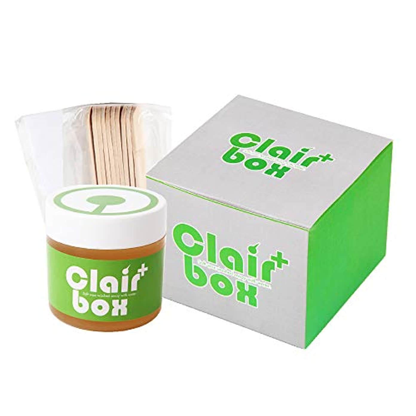 相対性理論計り知れない枕ブラジリアンワックス【送料無料】★Clair BOX SET 脱毛 【取扱説明書付】大人気のclairシリーズがBOXになってお求めやすくなりました?