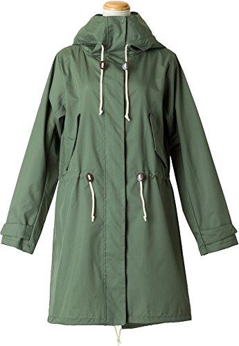 [해외]비코즈 필드 레인 코트 3 색 프리 사이즈 수납 봉투 포함/Bico`s Field Raincoat Total 3 colors Free Size Storage Bag
