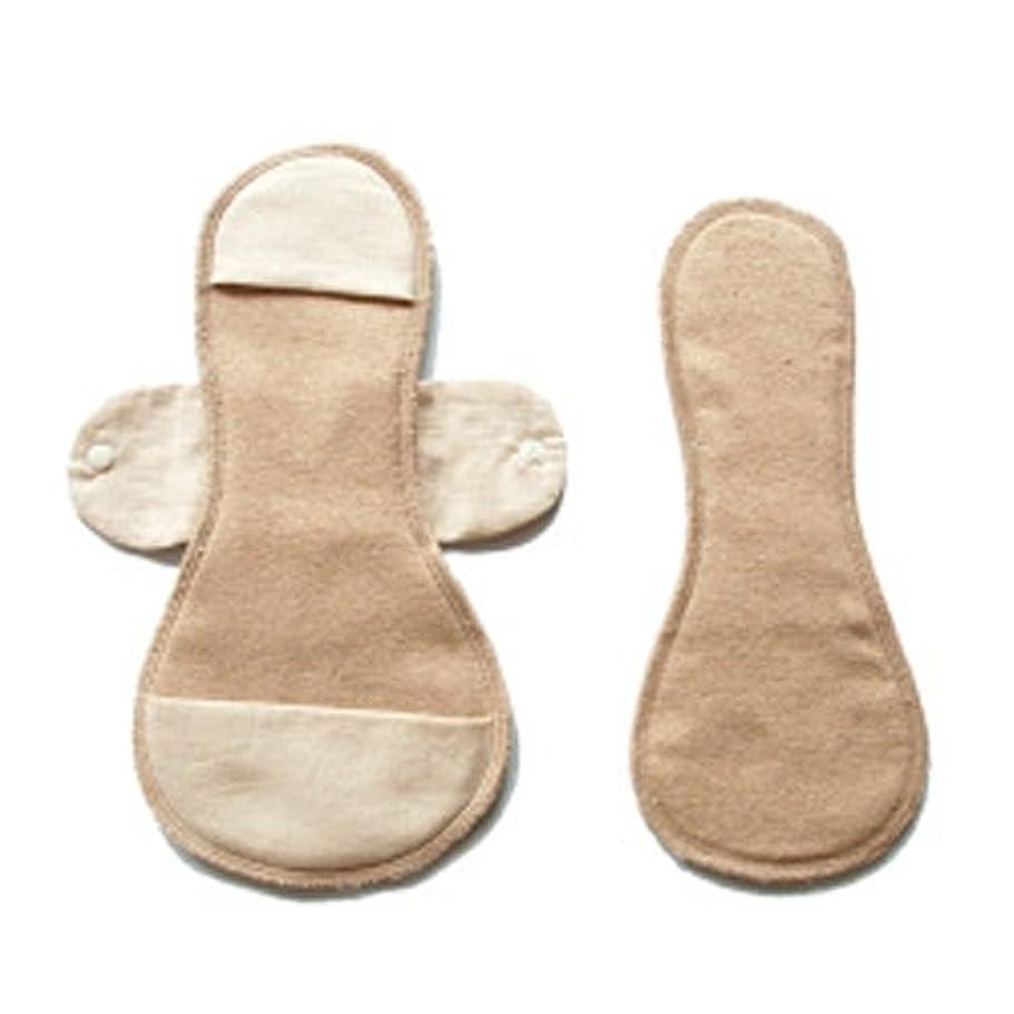 合金汚染された明確な天衣無縫 布ナプキン本体&ライナーセット L