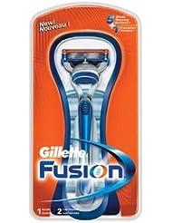 Gillette Fusion Manual 2カートリッジ 1レイザー [並行輸入品]