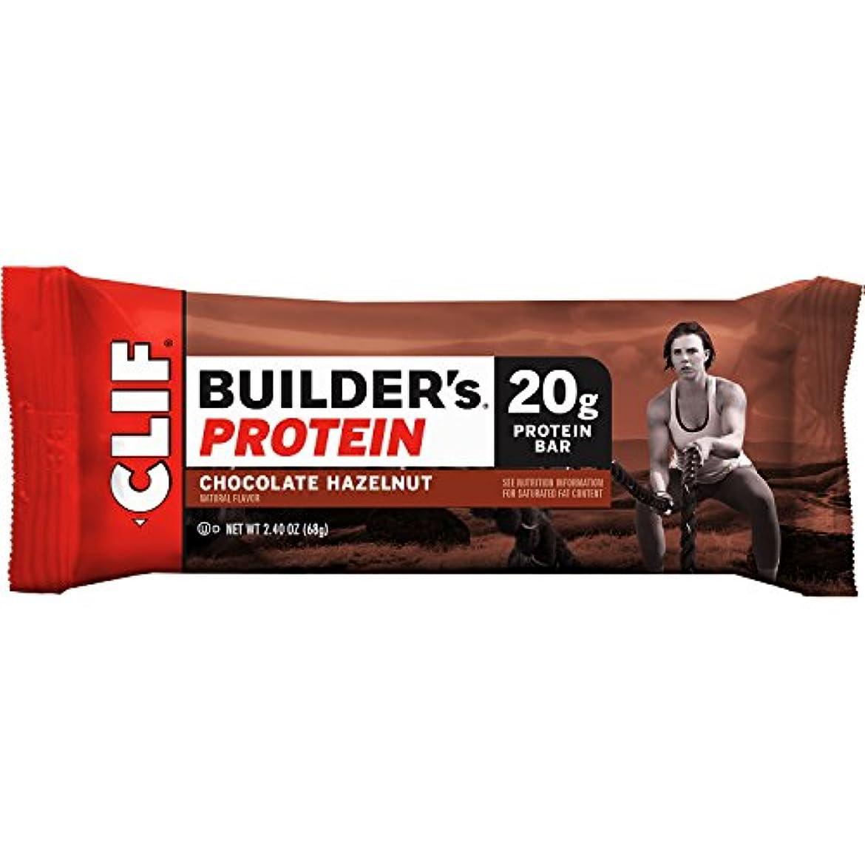 毎週いいねサワーClif Bar - ビルダーのプロテインバー ボックス チョコレート ミント - 1バー