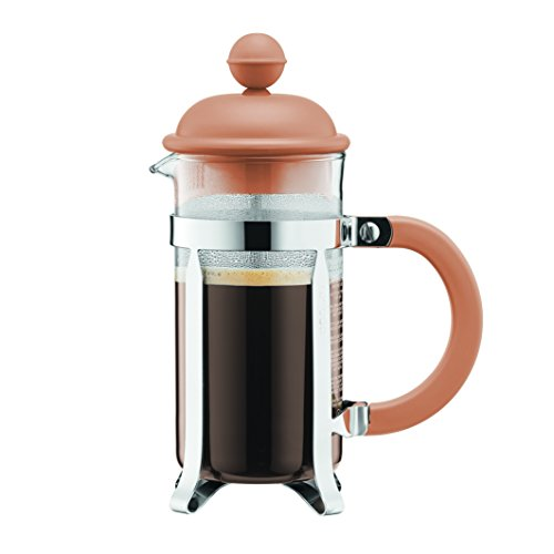 ボダム CAFFETTIERAカフェティエラ フレンチプレスコーヒーメーカー 350ml ヘーゼルナッツカラー 1913-945B-Y17