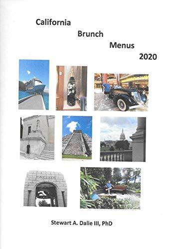 California Brunch Menus 2020 (English Edition)