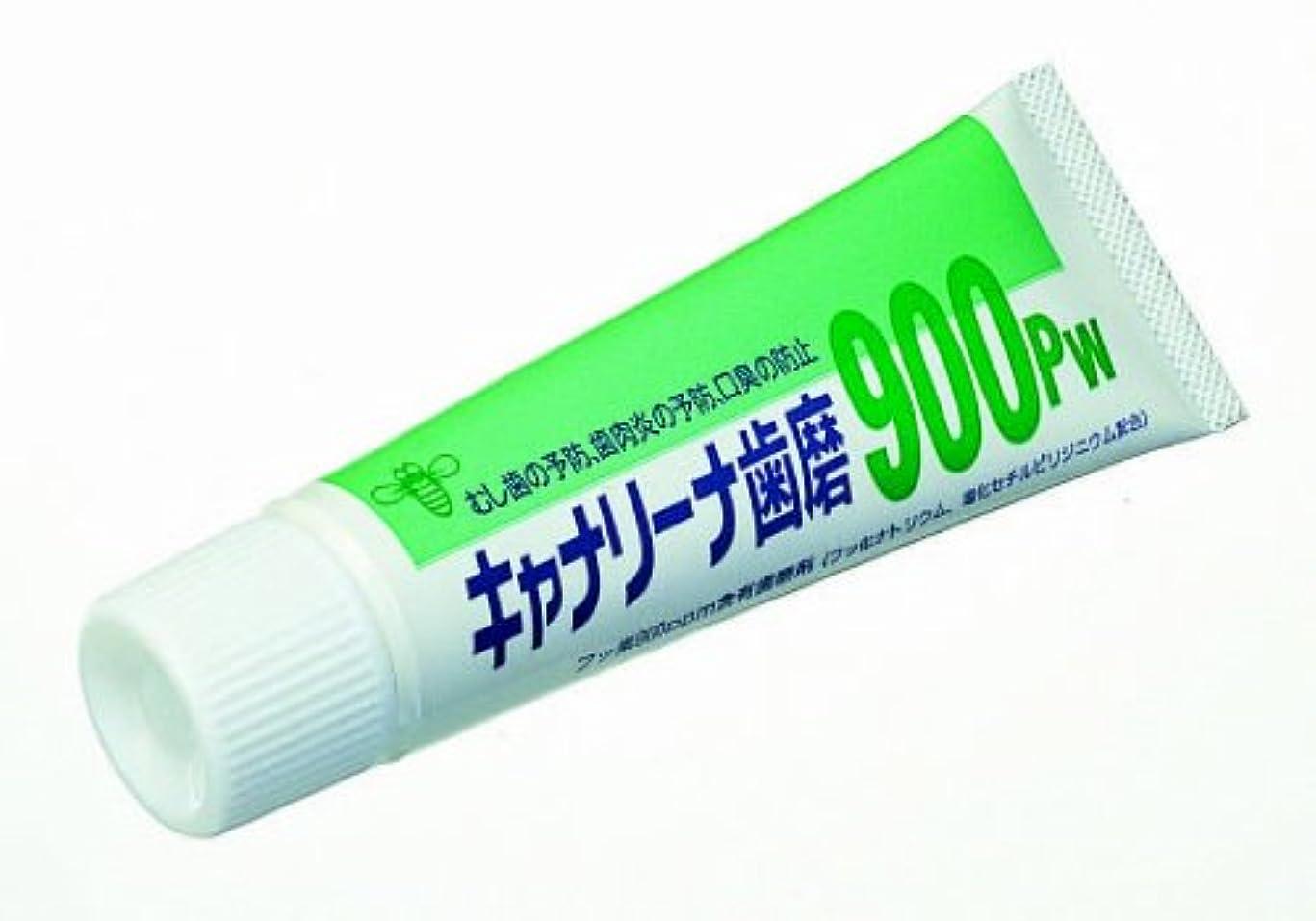 汚染された穿孔する汚染キャナリーナ900pw 10本入り