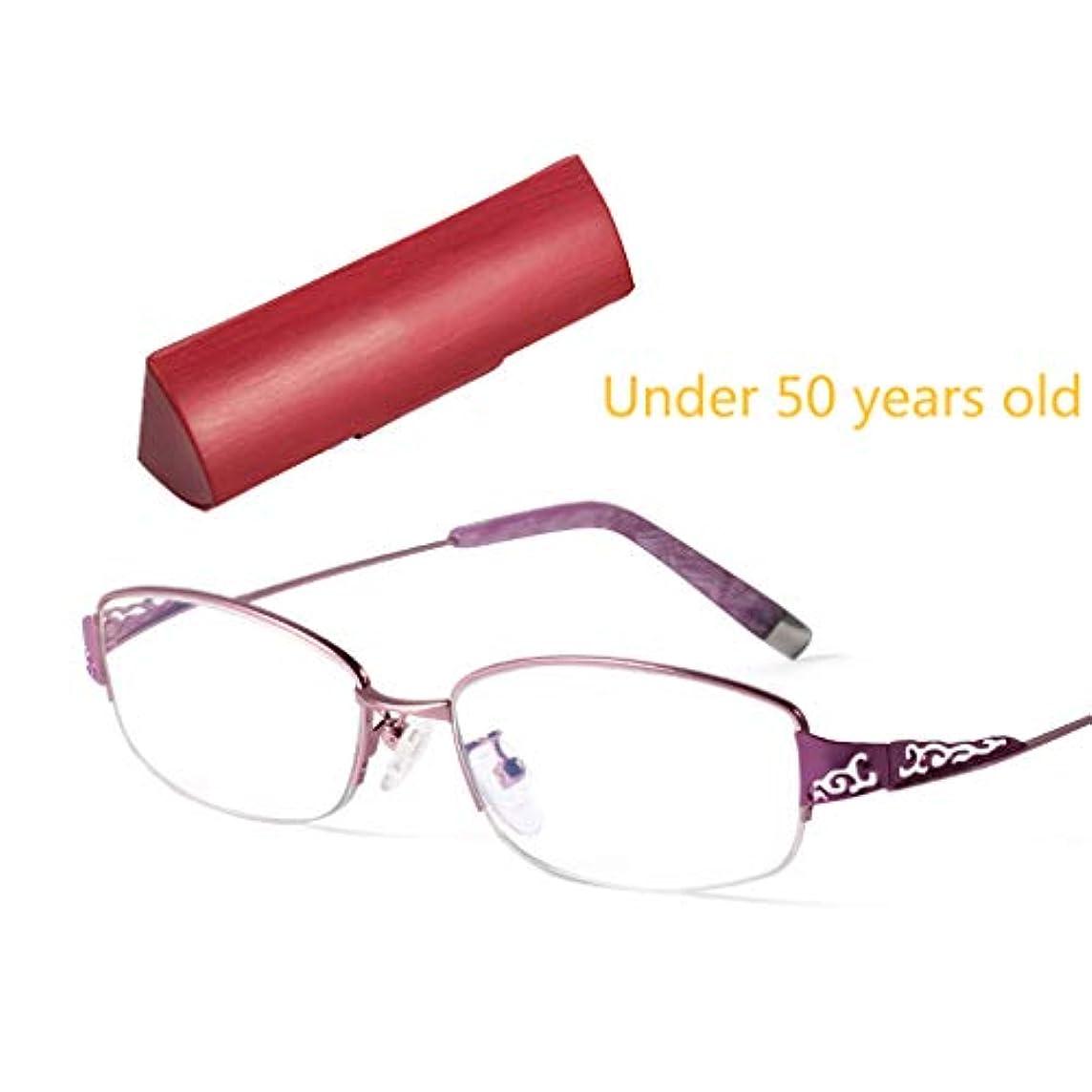 ポテトギャザー喜んでHDメラニンレンズリーダー、アンチブルー老眼鏡。軽量チタンフレーム、13 gまでの軽量、合金ヒンジ。 (美しい吊り首チェーンを贈る)