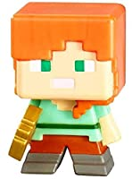 Minecraft Netherrack Series 3 Alex 1 Mini Figure (Mattel Toys) [並行輸入品]
