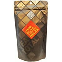 Tea total (ティートータル) / リラックスティー 70g入り袋タイプ ニュージーランド産 (ハーブティー / フレーバーティー  / ノンカフェイン) 【並行輸入品】