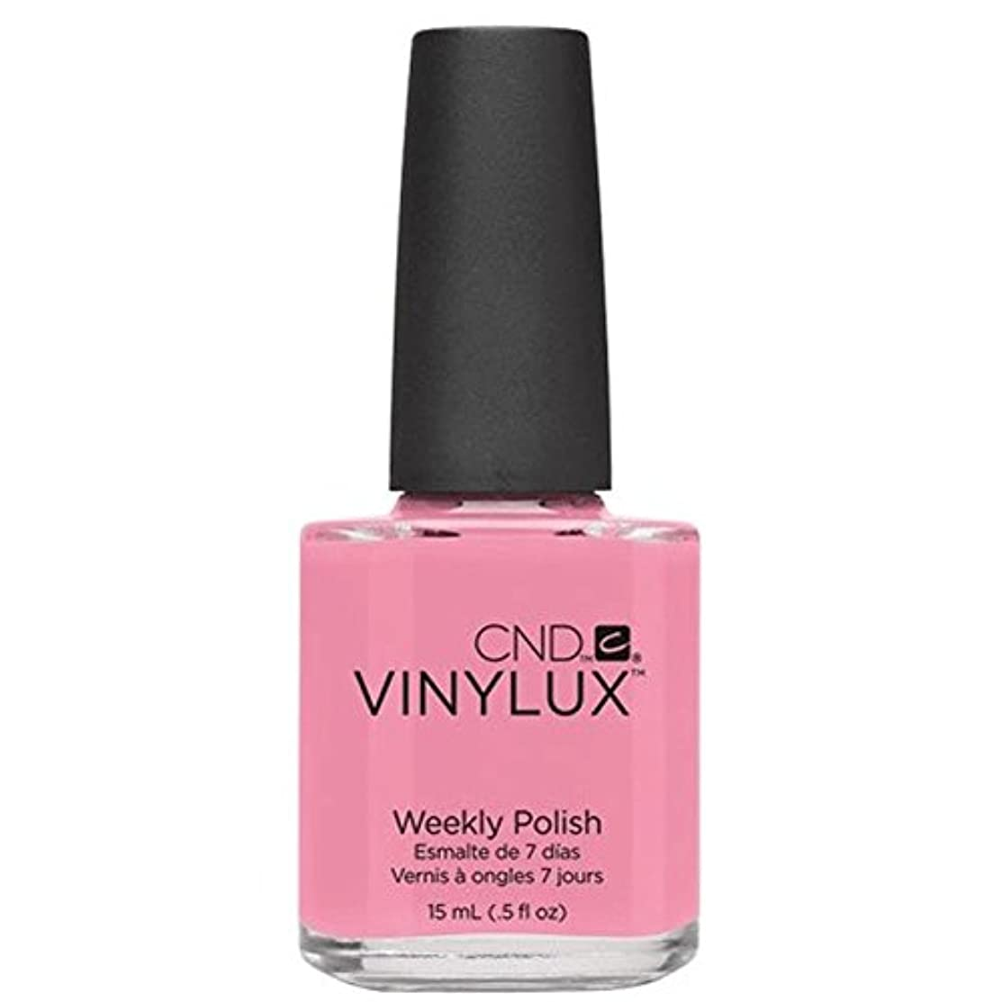 トランスミッショングループ効能あるCND Vinylux Manicure Lacquer _  Stawberry Smoothie #150_15ml (0.5oz)