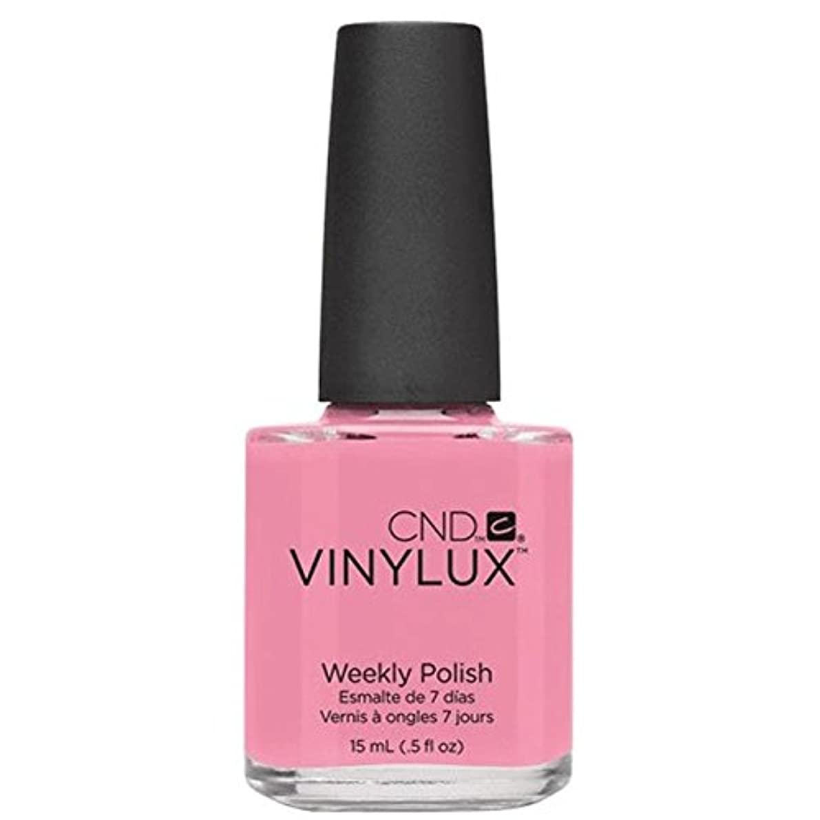 ディスカウント全能単独でCND Vinylux Manicure Lacquer _  Stawberry Smoothie #150_15ml (0.5oz)