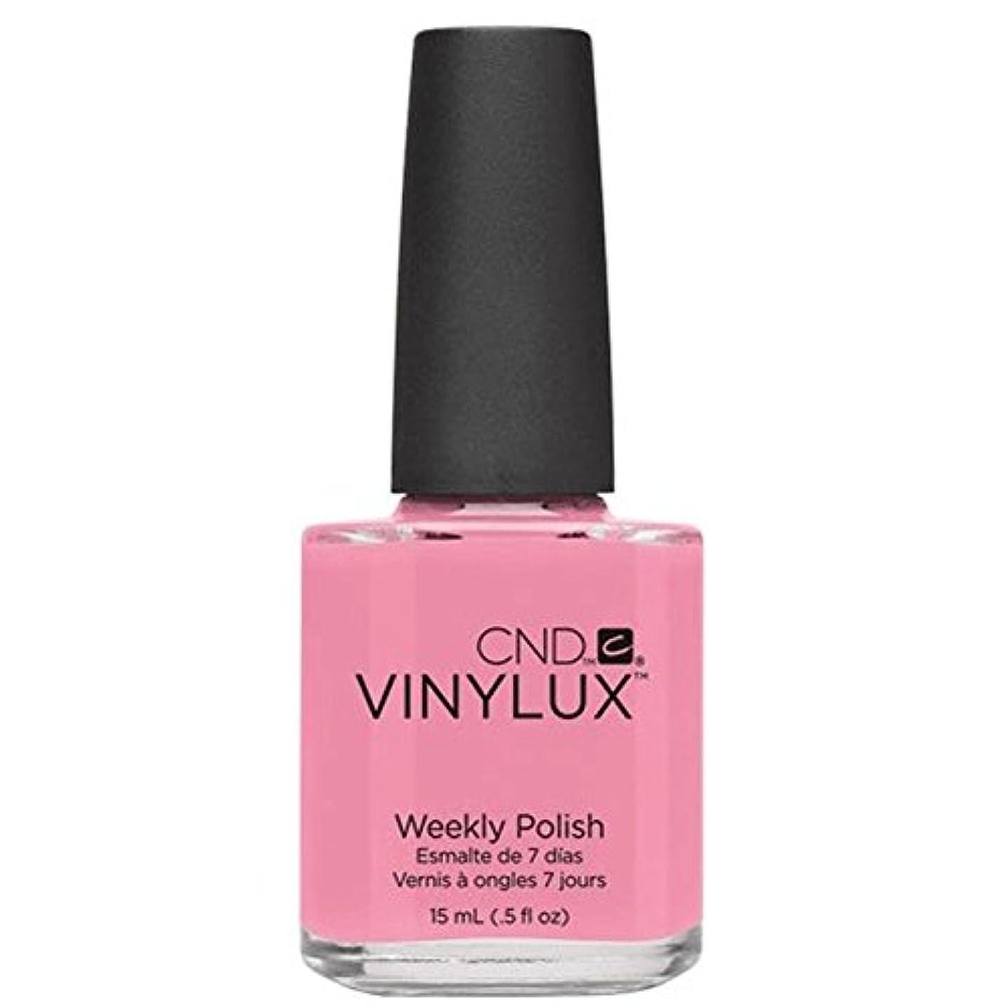 エイズ超越するゆるくCND Vinylux Manicure Lacquer _  Stawberry Smoothie #150_15ml (0.5oz)