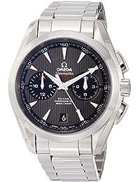 [オメガ]OMEGA 腕時計 シーマスターアクアテラ グレー文字盤 231.10.43.52.06.001 メンズ 【並行輸入品】