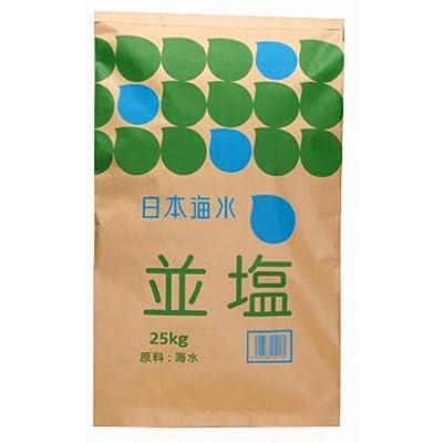 日本海水 並塩(讃岐) 25kg