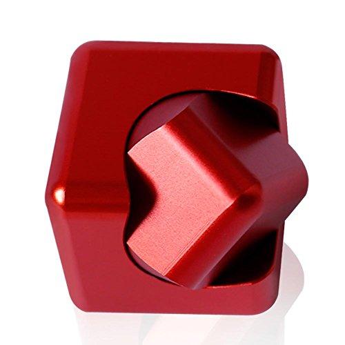 Volador ハンドスピナー 指スピナー Hand spinner Fidget Spinner キューブ型 ストレス解消 フォーカス 玩具 ボールベアリング
