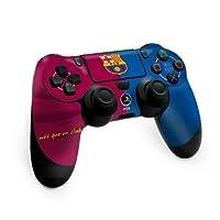 FC Barcelona(バルセロナ) オフィシャル PS4 コントローラー用スキンシール サッカー プレイステーション4 PS4ソフト [並行輸入品]