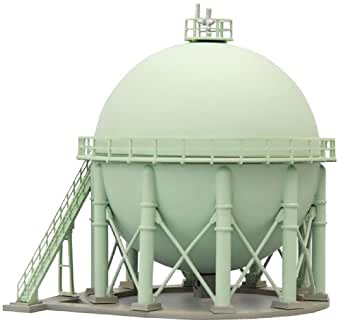 ジオコレ 建物コレクション 情景小物074 コンビナートC -ガスホルダー-