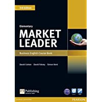 Market Leader Elementary (3E) Coursebook with DVD-ROM