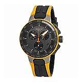 [ティソ] 腕時計 T1114173744104 メンズ 正規輸入品 オレンジ