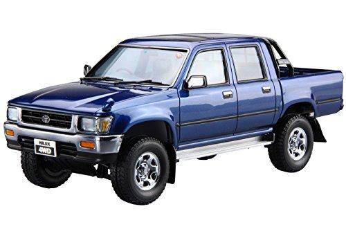 ザ モデルカーNo.20 1/24 トヨタ LN107 ハイラックスピックアップ ダブルキャブ4WD& 039 94