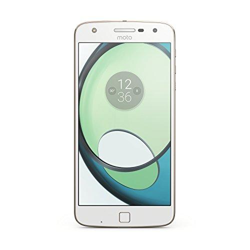 モトローラ スマートフォン Moto Z Play 32GB ホワイト国内正規代理店