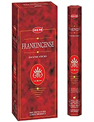 HEM(ヘム)社 フランクインセンス香 スティック FRANKINCENSE 6箱セット