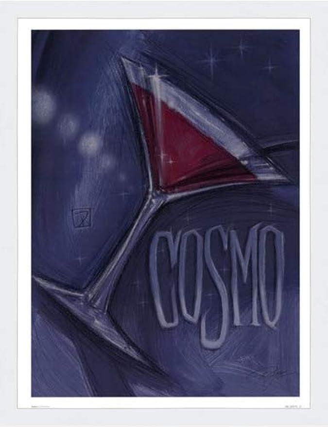 残りありがたい妥協Cosmo by Darrin Hoover – 13 x 17インチ – アートプリントポスター 17 x 13 Inch LE_64423-F8989-13x17