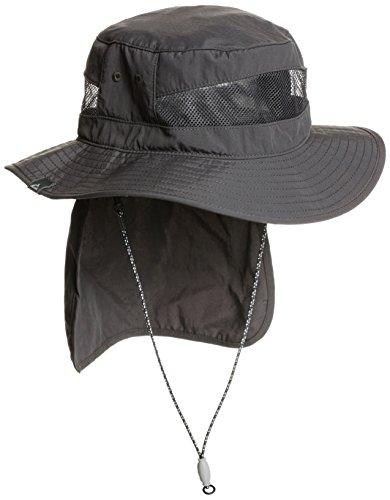 (フェニックス)phenix ARBOR HAT(シェード付きハット) PH618HW14 OB オフブラック L
