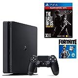 【プライムデー特別価格】PlayStation 4 フォートナイト ネオヴァーサバンドル + The Last of Us Remastered セット (ジェット・ブラック) (CUH-2200AB01)【CEROレーティング「Z」】
