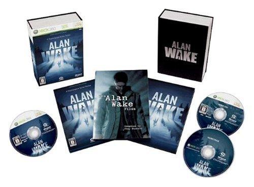 Alan Wake (アラン ウェイク) リミテッド エディション (ゲーム追加ダウンロードカード同梱) - Xbox360