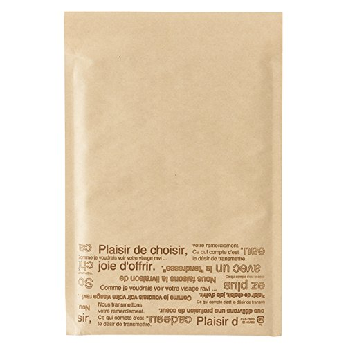 [해외]완충재있는 택배 봉투 테이프 부착 카페 소 (10 장) CAF-TBP3/Cafe auction small with cushioning material with home delivery bag (10 sheets) CAF-TBP 3