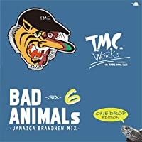 T.M.C. WORKS(TURTLE MAN'S CLUB) / BAD ANIMALS 6-JAMAICA BRAND NEW MIX-