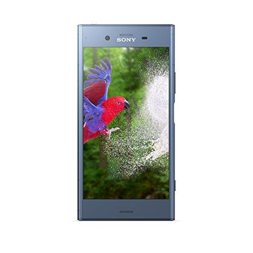 Sony Xperia XZ1 (Dual 64GB) G8342 - BLUE ブルー【並行輸入品】