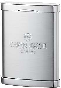 CARAN d'ACHE(カランダッシュ) 携帯灰皿 クロームサテン CDA-0002