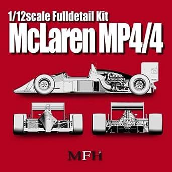 モデルファクトリーヒロ 1/12 マクラーレン MP4/4 Ver.A