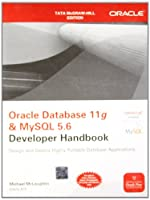 Oracle Database 11g and MySQL 5.6 Developer Handbook [Paperback] Michael McLaughlin