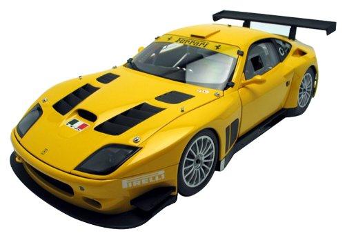 1/18scale 京商 Kyosho Ferrari 575GTC Evoluzione Yellow フェラーリ