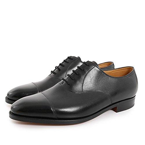 JOHN LOBB ジョンロブ メンズ 7000F CITYⅡ CALF シティⅡ 紳士靴 レザーシューズ 革靴 ストレートチップ ドレスシューズ スーツ カラーBLACK/ブラック BLACK 9.5 [並行輸入品]