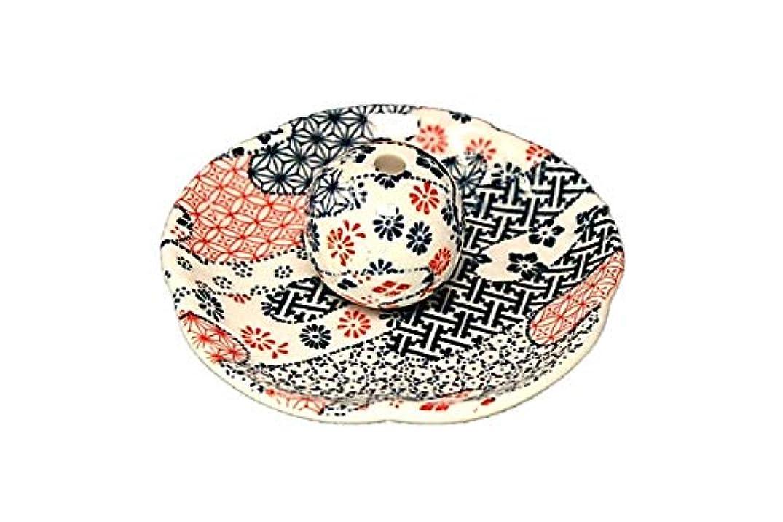 衣類イヤホンフィットネス雲祥端 花形香皿 お香立て お香たて 日本製 ACSWEBSHOPオリジナル