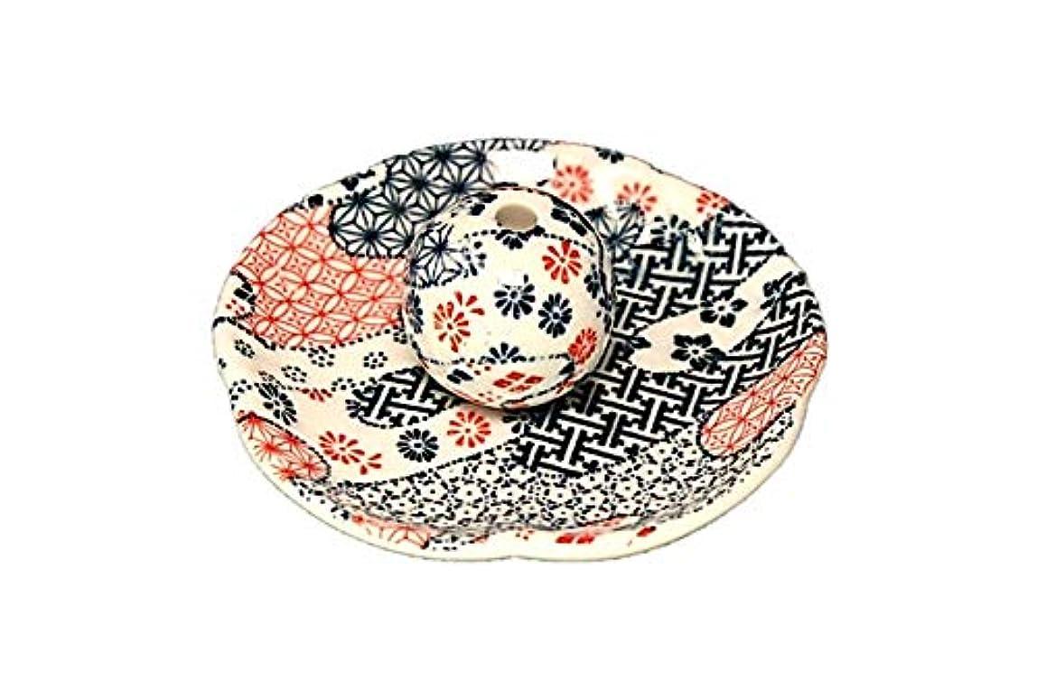 運命的なウェブバスタブ雲祥端 花形香皿 お香立て お香たて 日本製 ACSWEBSHOPオリジナル