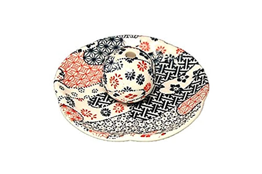 アンビエント建物気候雲祥端 花形香皿 お香立て お香たて 日本製 ACSWEBSHOPオリジナル