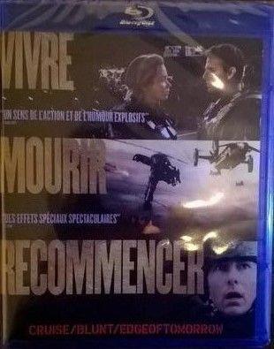 Edge of Tomorrow : Vivre, Mourir, Recommencer [Blu-ray]