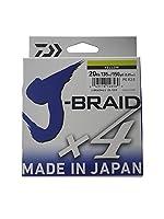(9.1kg, Yellow) - DAIWA J-BRAID WOVEN 4-STRAND FISHING LINE